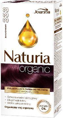 Joanna Naturia Organic Farba nr 333 Bakłażanowy 1
