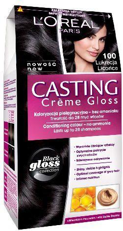 Casting Creme Gloss Krem koloryzujący nr 100 Lukrecja 1