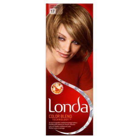 Londacolor Cream Farba do włosów nr 17 jasny blond 1