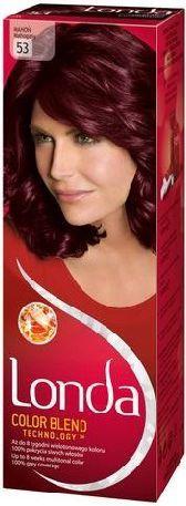 Londacolor Cream Farba do włosów nr 53 mahoń 1