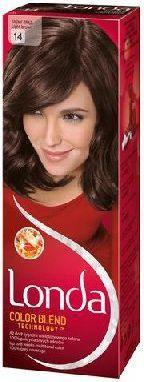 Londacolor Cream Farba do włosów nr 14 brąz 1