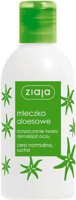 Ziaja Seria Aloesowa Mleczko aloesowe do demakijażu 200 ml 1