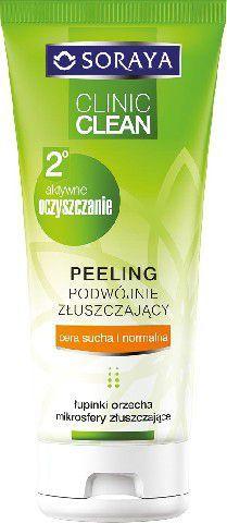 Soraya Clinic Clean Peeling podwójnie złuszczający 75ml 1