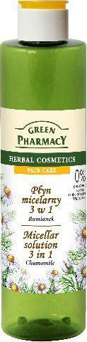 Green Pharmacy Płyn micelarny 3w1 z ekstraktem z rumianku 250ml 1
