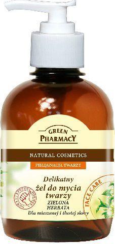 Green Pharmacy Żel do mycia twarzy Zielona Herbata 270 ml 1