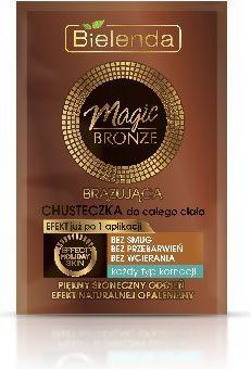 Dax Sun Bielenda Magic Bronze Chusteczka brązująca do całego ciała 1szt. 1