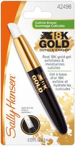 Sally Hansen 18K Gold Odżywka do skórek ze złotem 6.8ml 1