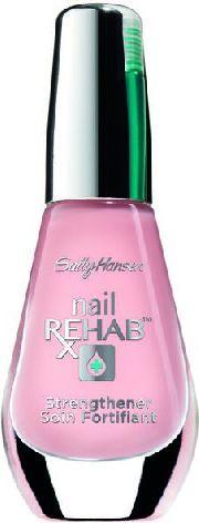 Sally Hansen Odżywka do paznokci odbudowująca Nail Rehab 10ml 1