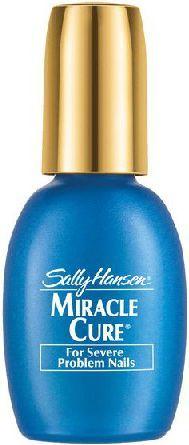 Sally Hansen Odżywka do paznokci utwardzająca Miracle Cure 13.3ml 1