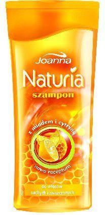 Joanna Naturia Szampon do włosów Miód i cytryna 200 ml 1