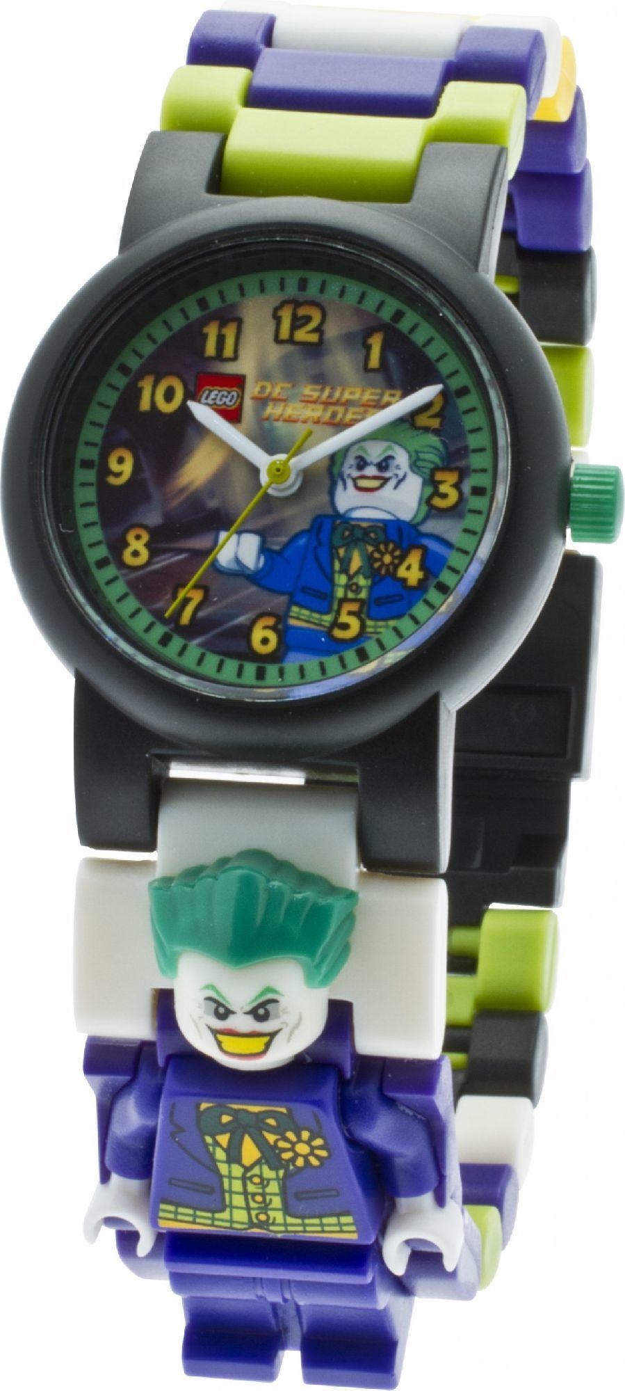 LEGO LEGO Zegarek Joker - (9001239) 1