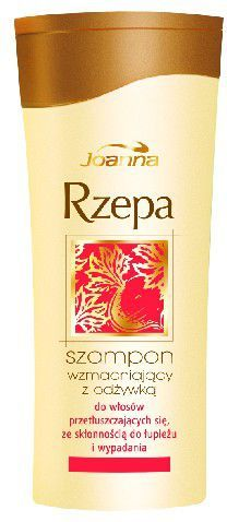 Joanna Rzepa szampon wzmacniający z odżywką 200 ml 1