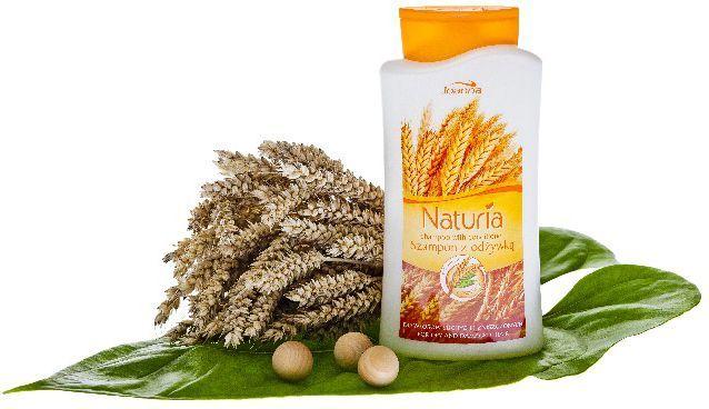 Joanna Naturia Szampon do włosów pszenica 2w1 500 ml 1