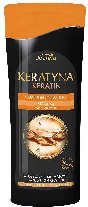 Joanna Keratyna Szampon do włosów szorstkich i zniszczonych 200 ml 1
