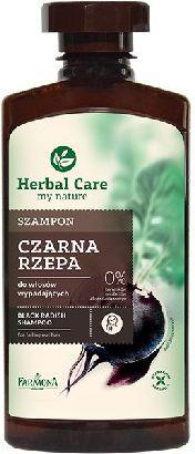 Farmona Herbal Care Szampon Czarna Rzepa 330 ml 1
