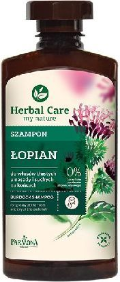 Farmona Herbal Care Szampon Łopian 330 ml 1