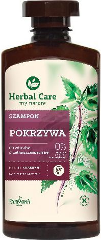 Farmona Herbal Care Szampon Pokrzywa 330 ml 1