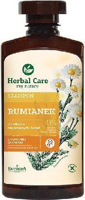 Farmona Herbal Care Szampon Rumianek 330 ml 1