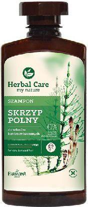 Farmona Herbal Care Szampon Skrzyp Polny 330 ml 1
