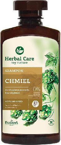 Farmona HERBAL Szampon Chmielowy 330 ml 1