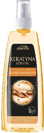 Joanna Keratyna Odżywka-spray do włosów szorstkich i zniszczonych 150 ml 1