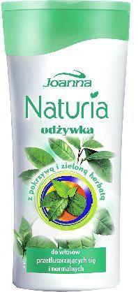Joanna Naturia Odżywka do włosów Pokrzywa i zielona herbata 200 g 1