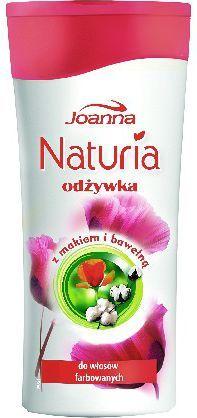 Joanna Naturia Odżywka do włosów Mak i bawełna 200 g 1