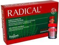 Farmona Kompleks odżywczy w ampułkach Radical stymulujący wzrost włosów 15x5ml 1