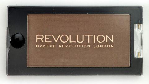 Makeup Revolution Eyeshadow 1 Cień pojedynczy Mocha Love 3.3g 1