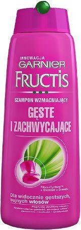 Garnier Fructis Gęste i Zachwycające Szampon do włosów 250 ml 1