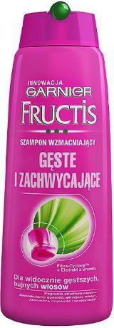 Garnier FRUCTIS Szamp.400ml Gęste i Zachwycające - 0353068 1