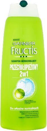 Garnier FRUCTIS Szampon 2w1 Zielony 400 ml 1
