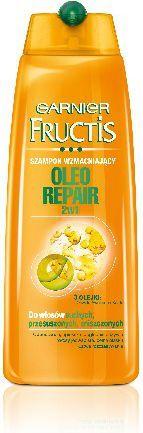 Garnier FRUCTIS Szamp.400ml 2w1 Oleo Repair - 0337971 1