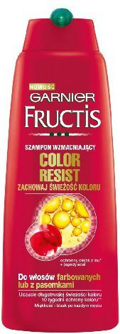 Garnier Fructis Szampon do włosów Color Resist 250 ml 1
