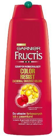Garnier Fructis Szampon do włosów Color Resist 400ml 1