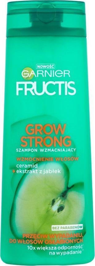 Garnier FRUCTIS Szampon Grow Strong 400 ml 1