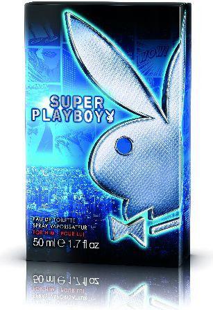 Playboy Super Men Woda Toaletowa 50 ml 1