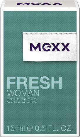 Mexx Fresh Woman EDT 15ml 1