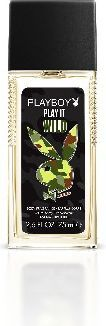 Playboy Play It Wild for Him Dezodorant w szkle 75ml 1