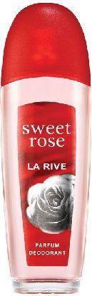 La Rive for Woman Sweet Rose dezodorant w atomizerze 75ml 1