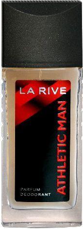 La Rive for Men Athletic Man Dezodorant w atomizerze 80ml 1