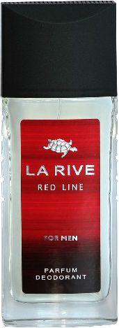 La Rive for Men Red Line Dezodorant w atomizerze 80ml 1