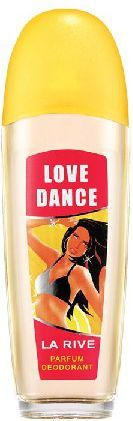 La Rive for Woman Love Dance dezodorant w atomizerze 75ml 1