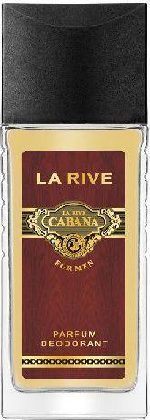 La Rive for Men Cabana Dezodorant w atomizerze 80ml 1