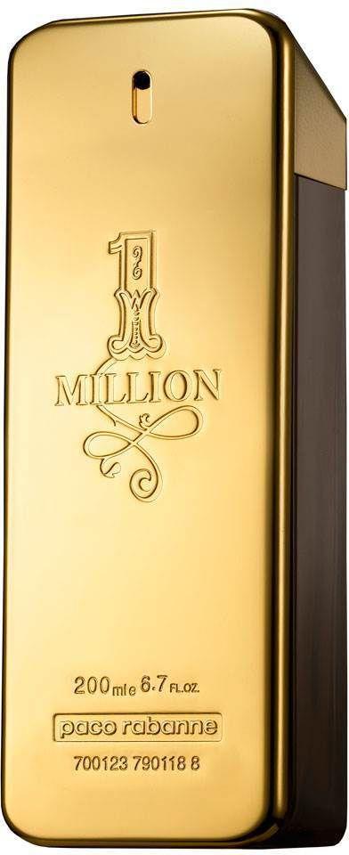Paco Rabanne 1 Million Men EDT 200ml 1
