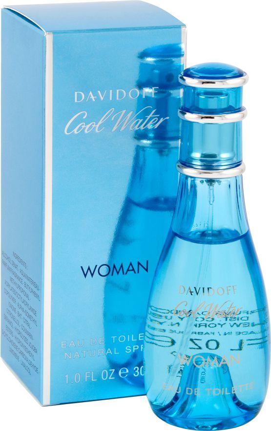 Davidoff Cool Water Woman EDT 30ml 1