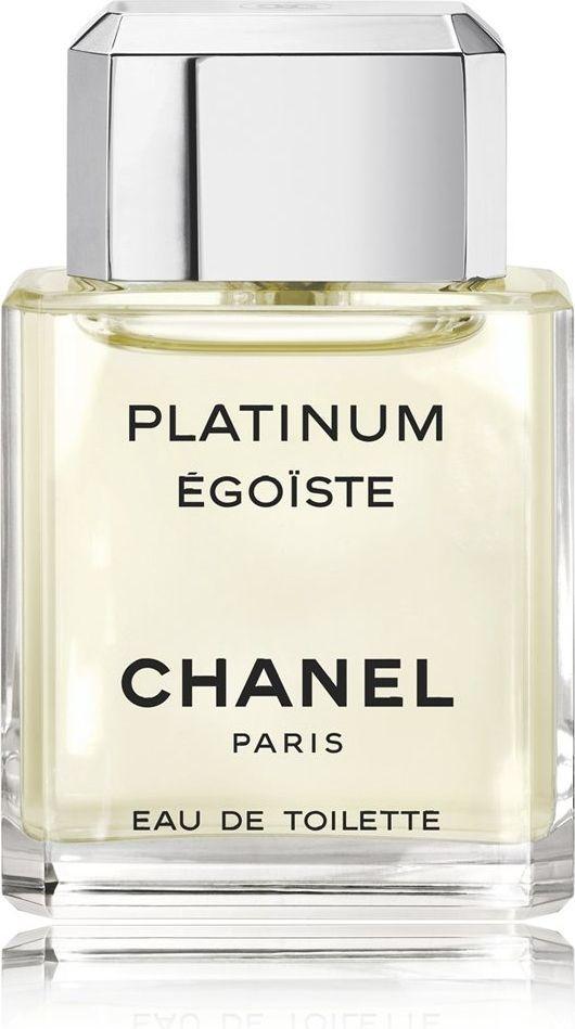 Chanel  Egoiste Platinum EDT 100ml 1
