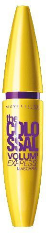 Maybelline  Mascara Colossal Czarna (fioletowa) 10.7ml 1