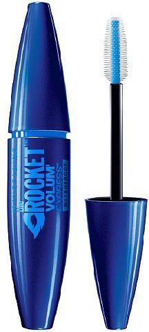 Maybelline  Maskara Volume Express Rocket wodoodporna czarna 9.6ml 1