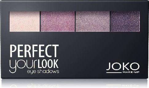 Joko Cienie quattro Perfect Your Look nr 401 perłowe 7g 1